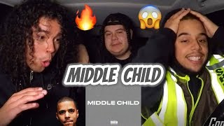 Baixar J. COLE - MIDDLE CHILD [REACTION REVIEW] BREAKDOWN