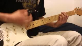 ONE OK ROCK「Deeper Deeper」 guitar cover