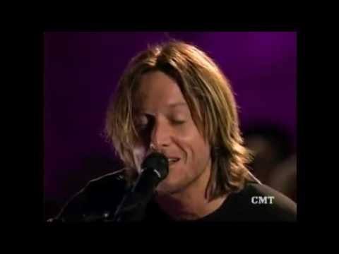 Keith Urban - You'll Think Of Me - Live