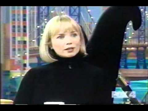 Rebecca De Mornay on Rosie O'donnell Show