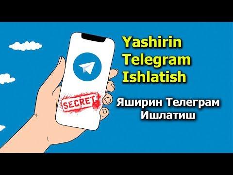 Yashirin Telegram Ishlatish / Яширин Телеграм ишлатиш (Telefon Sirlari)