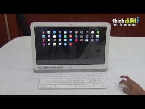HP Slate 21 All in One Review with Pros & Cons