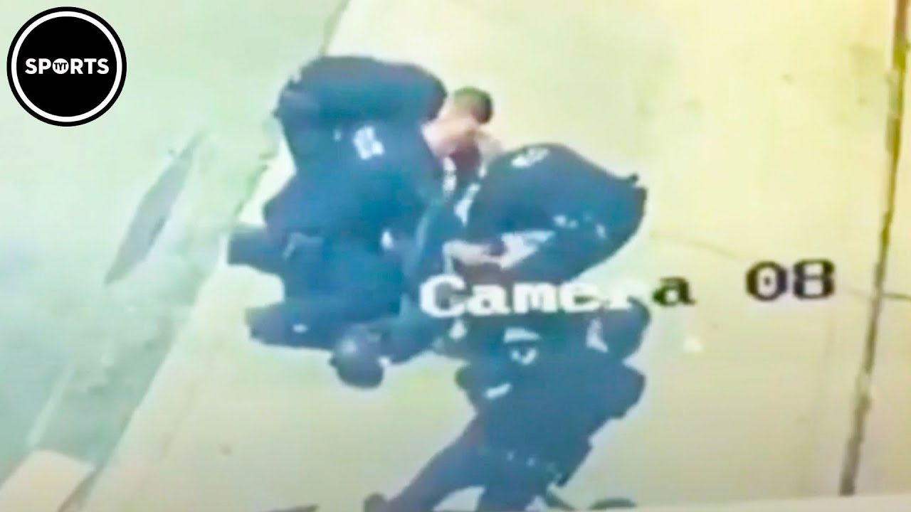 2020 DURING COVID 19 Jay Pharoah Shares Video Of Cop Putting Knee On His Neck
