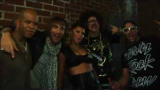 David Guetta & Chris Willis ft Fergie & LMFAO - Gettin' Over You videoclip teaser