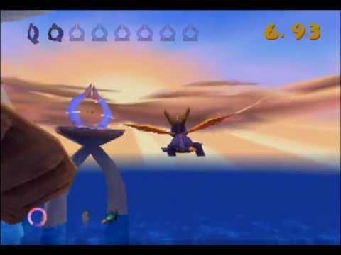 Spyro 2: Ripto's Rage -06- Ocean Speedway