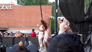 Victoria Monet - Do You Like It (live - 7/27 tour - 8/20/16)