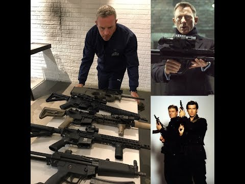 The Guns of James Bond Part 2