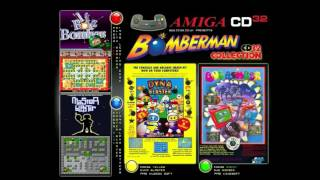 Amiga CD32 - Bomberman Collection