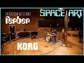 Capture de la vidéo Korg : Interview Du Groupe Space Art Au Studio Ferber (Vidéo De La Boite Noire)