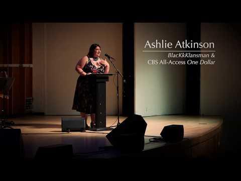 Ashlie Atkinson: