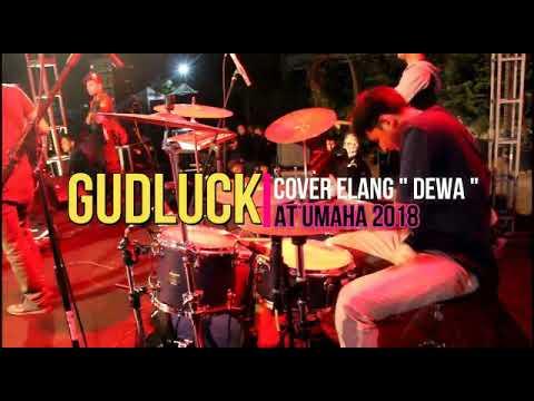 Cover Lagu Elang Dewa 19. #Gudluck