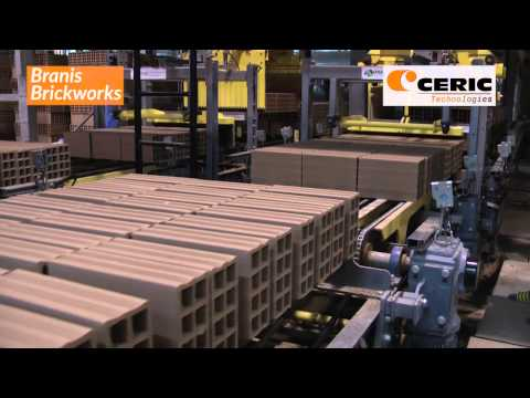 CERIC - Branis brickworks - Heavy Clay Industry is changing dimension
