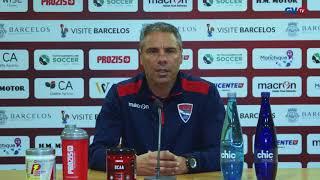 Jorge Casquilha em antevisão na GIL VICENTE TV