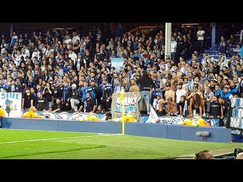 28th September 2017 Everton vs Apollon Limassol (2-2)