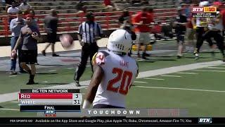 Maryland Spring Football Highlights