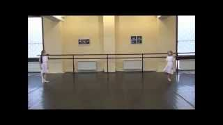 Танец на песню В. Высоцкого 'Песня Марьи' (Марьюшка)