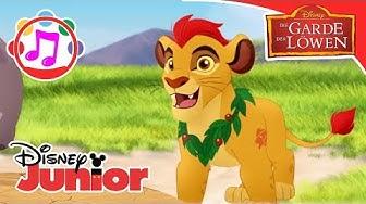 Die 12 Weihnachtsgeschenke ♫ Die Garde der Löwen ♫ Disney Junior Musik