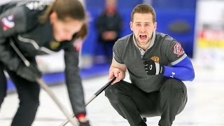HIGHLIGHTS: Russia v New Zealand - Round-robin - World Mixed Doubles Curling Championship 2017
