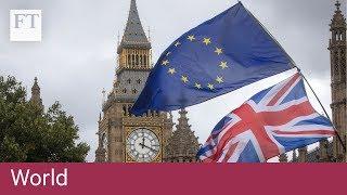 Brexit bill faces 136 amendments | World