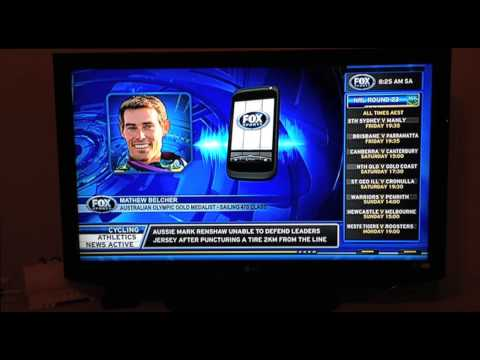 Foxsports News - 470 Worlds - 14 August 2013