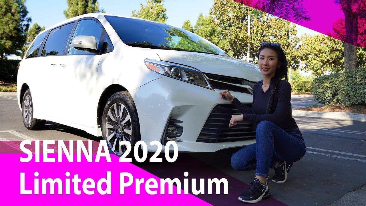 Toyota Sienna Limited Premium 2020 xe đáng tin cậy của mọi nhà (Tiếng Việt)   Xe Rua USA