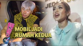 Bongkar Mobil Roy Kiyoshi, Richard Kyle Hadiahi Jessica Iskandar Mobil - Cumicam 06 Desember 2019