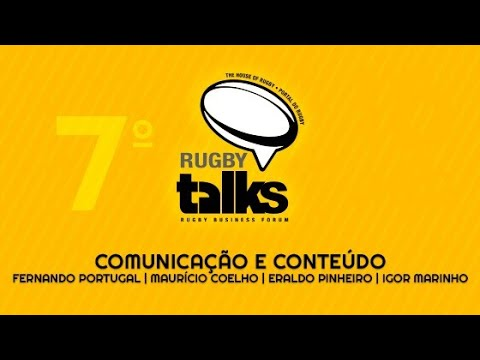 Rugby Talks - Retomada do Rugby