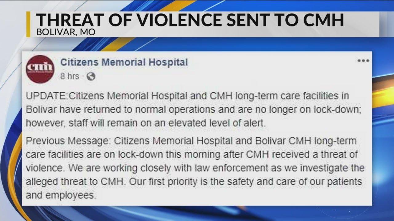 citizens memorial hospital bolivar mo