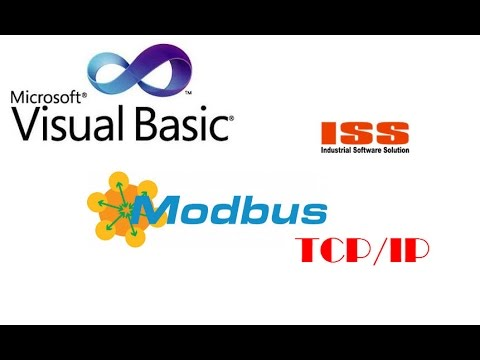 Modbus TCP/IP With Visual Basic: Function 03 Read Holding Registers
