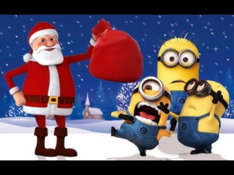 Free Snow Falling Live Wallpaper Minions Merry Christmas Movie 2016 Despicable Me Youtube