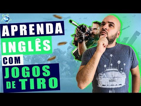 COMO APRENDER INGLÊS COM JOGOS DE TIRO