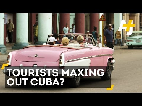 Can Cuba Keep Up With The Tourism Boom?
