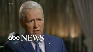 'Jeopardy' host Alex Trebek reveals 'regrets' about sharing diagnosis