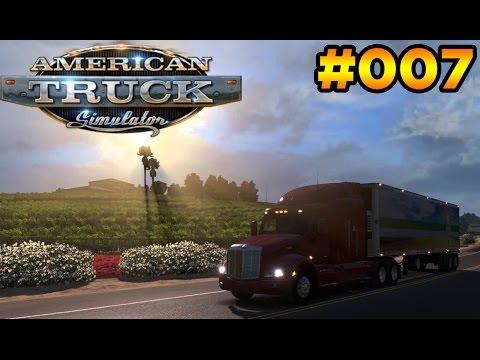 American Truck Simulator #007 - Unser erster LKW ★ Let's Play AMERICAN TRUCK SIMULATOR DEUTSCH