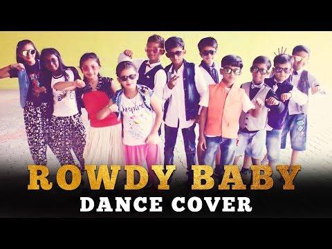 Maari 2 - Rowdy Baby (Dance Cover Video) | Dhanush | Sai Pallavi | NGP DANZ CO ERODE