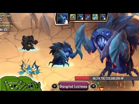 ☻Monster Legends - Review IXOFEX level 130 vs Team combat TITAN INVASION #2
