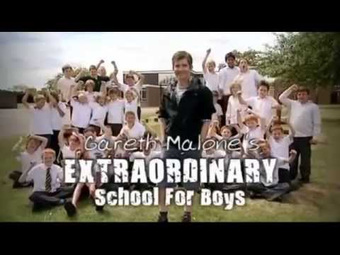 An extraordinary school for boys