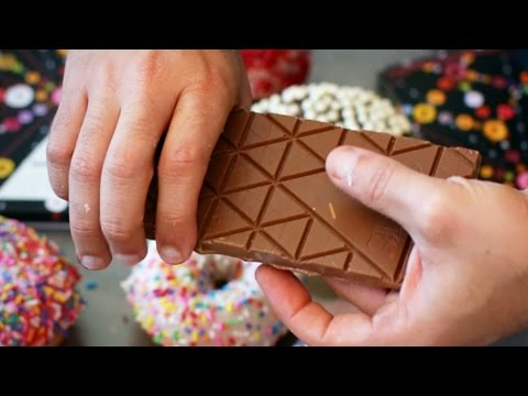 Super Satisfying Moments for Chocolate Lovers