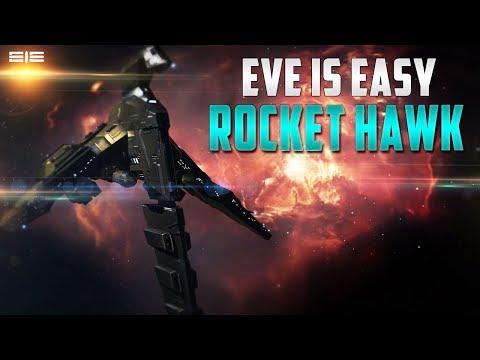 Dual MASB Rocket Hawk