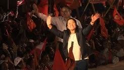 Keiko Fujimori, daughter of Peru's disgraced ex-leader