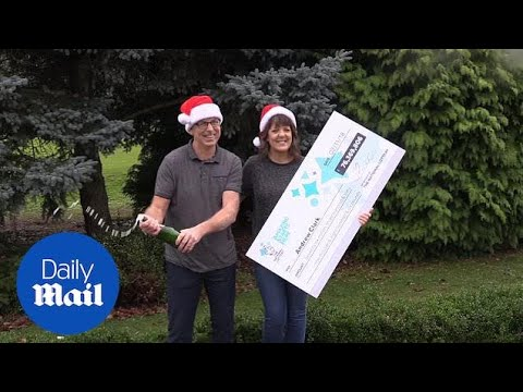 £76m EuroMillions Winner Andrew Clark Buys New House And Cars