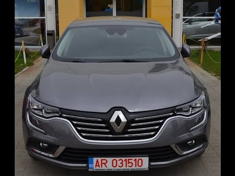 Renault Talisman 1.6 DCi 160cp Review