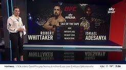 UFC Breakdown | October 1 2019 | Sky Sport News