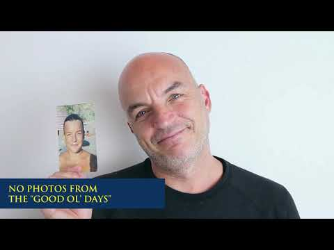 Why My Passport Was Rejected: Old Photo