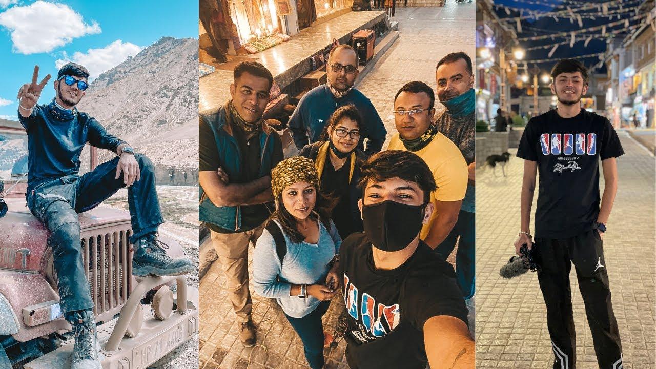 Finally Reached Ladakh 😍😍 Ep 05