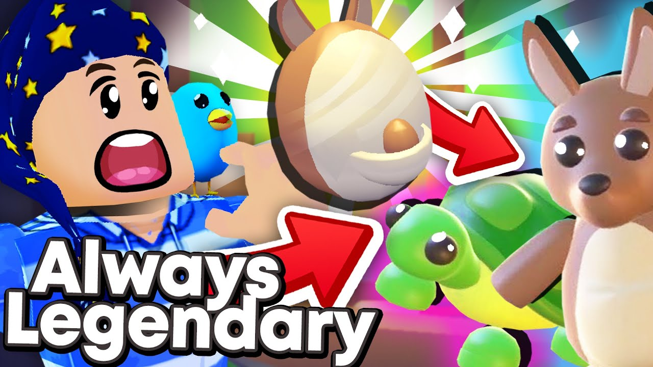 How To Get A Legendary Pet Every Time In Adopt Me Testing Adopt Me Hacks Roblox Youtube