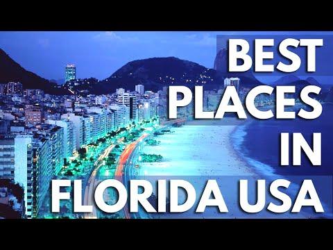 10 Best Travel Destinations in Florida USA