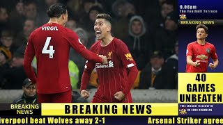Liverpool are UNSTOPPABLE! Wolves 1-2 Liverpool