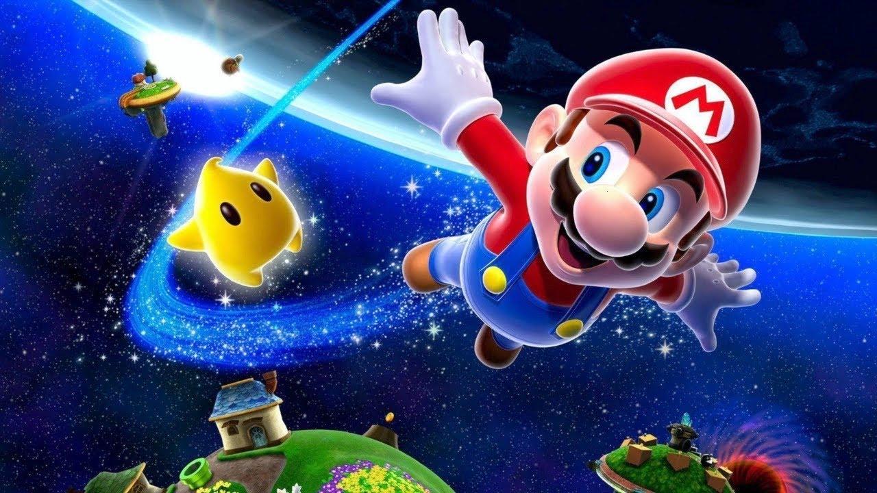 [Review] Super Mario Galaxy & Super Mario Galaxy 2