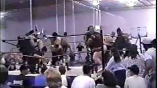 Gambar cover PWI Battle Royal (WWE Justin Roberts - Ring Announcer)